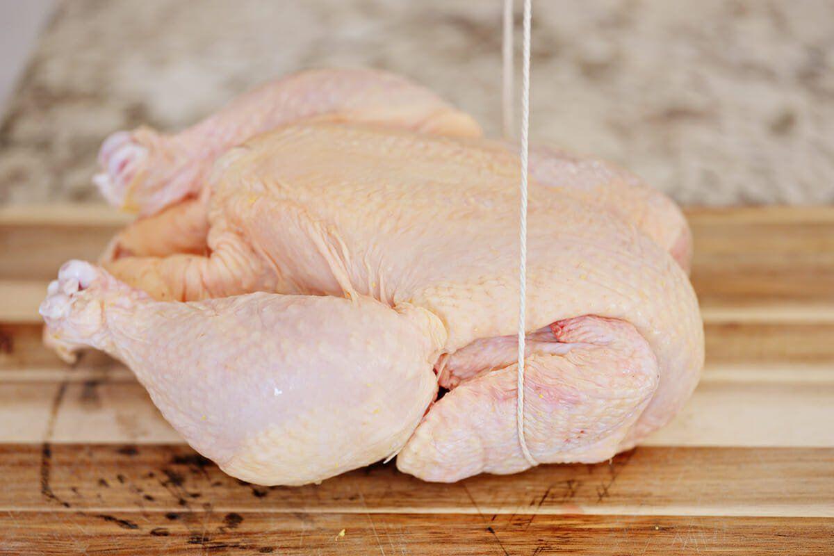 How to truss a chicken or turkey roast chicken recipes