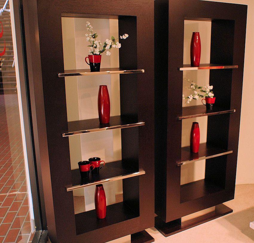 Contemporary Curio Cabinets Modern Curios Bookshelf