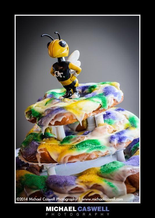 Wedding King Cake