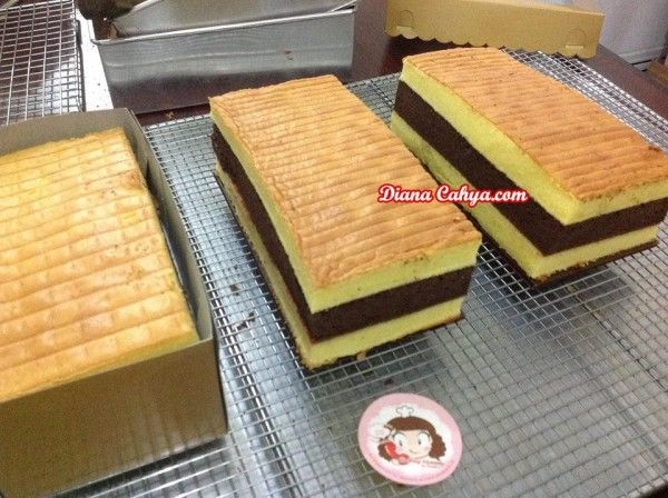 Lapis Surabaya Kuno Aka Spiku Dianacahya Com Kue Lapis Keping Coklat Makanan Manis