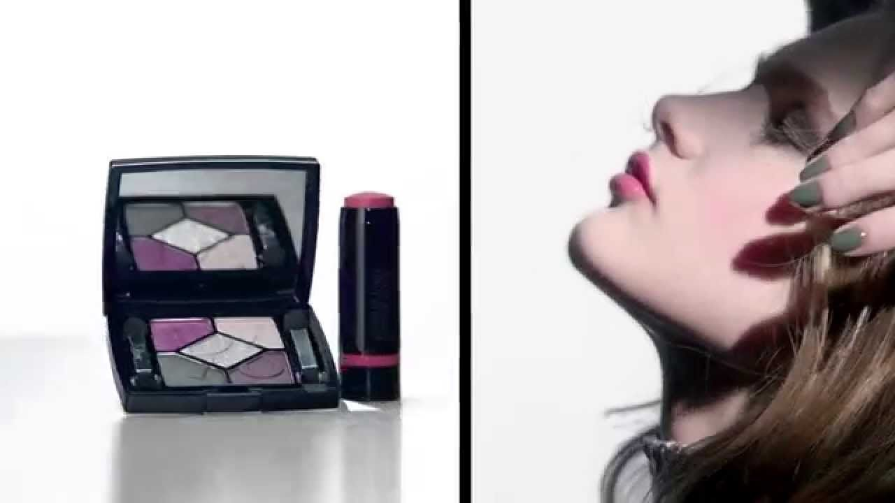 Cosmopolite dior fall makeup collection images