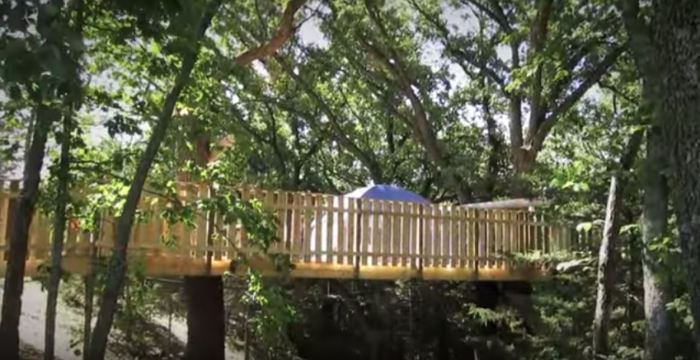 This Treehouse Resort In Iowa May Just Be Your New