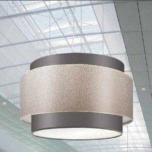 Photo of ElTorrent drum pendant lamp 3 lights Aros | Wayfair.de