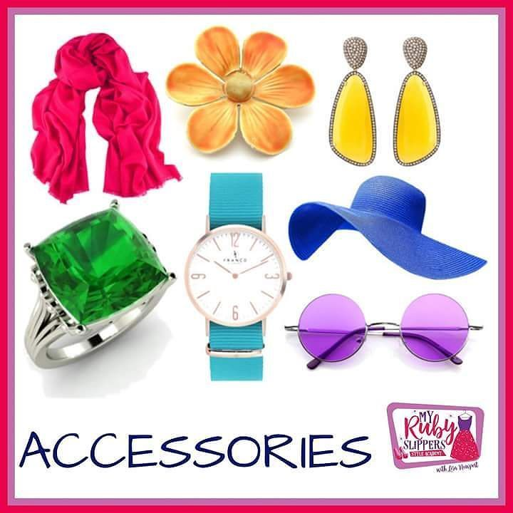 Accessories finish off your outtfit  #colour_guru #colour #confidence #fabover50 #fabover40 #empoweringwomen #loveyourself #selfconfidence #womensfashion #womenofacertainage #lookgoodfeelfabulous #niftyfifty #styleguide #styletips #empowerment #colourful #selfimage #selfie  #stylechallenge #irreverent #sassy #savvy #attitude #possibility
