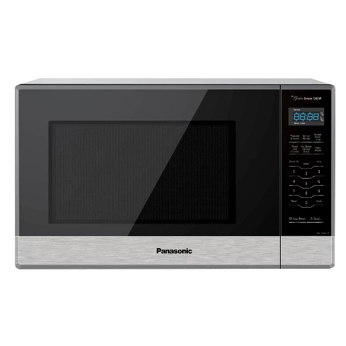 Panasonic 1 2 Inverter Microwave Stainless Steel Nn Sn67hs