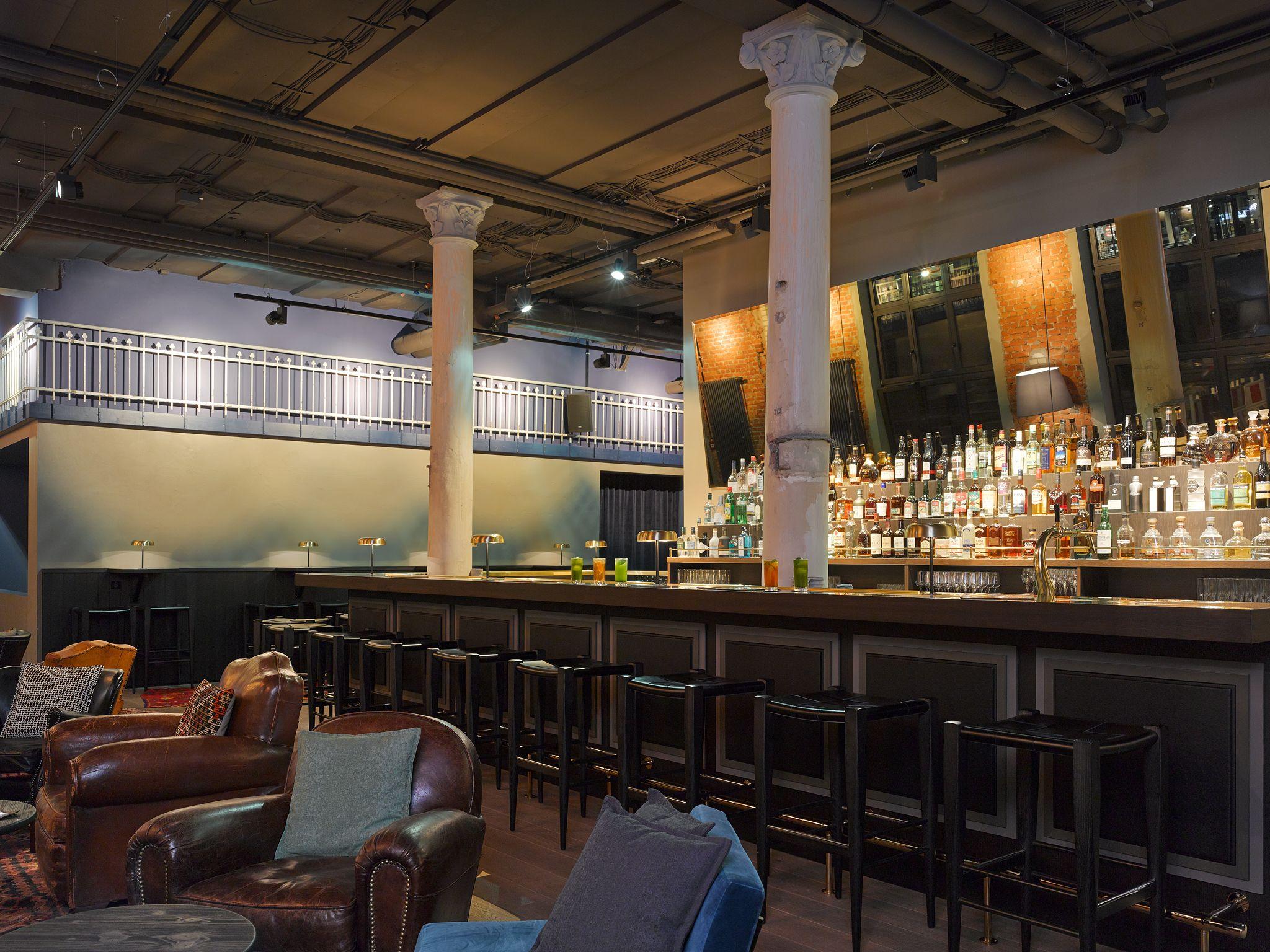 Boilerman Bar In Hamburg Hafen City Hamburg Bar