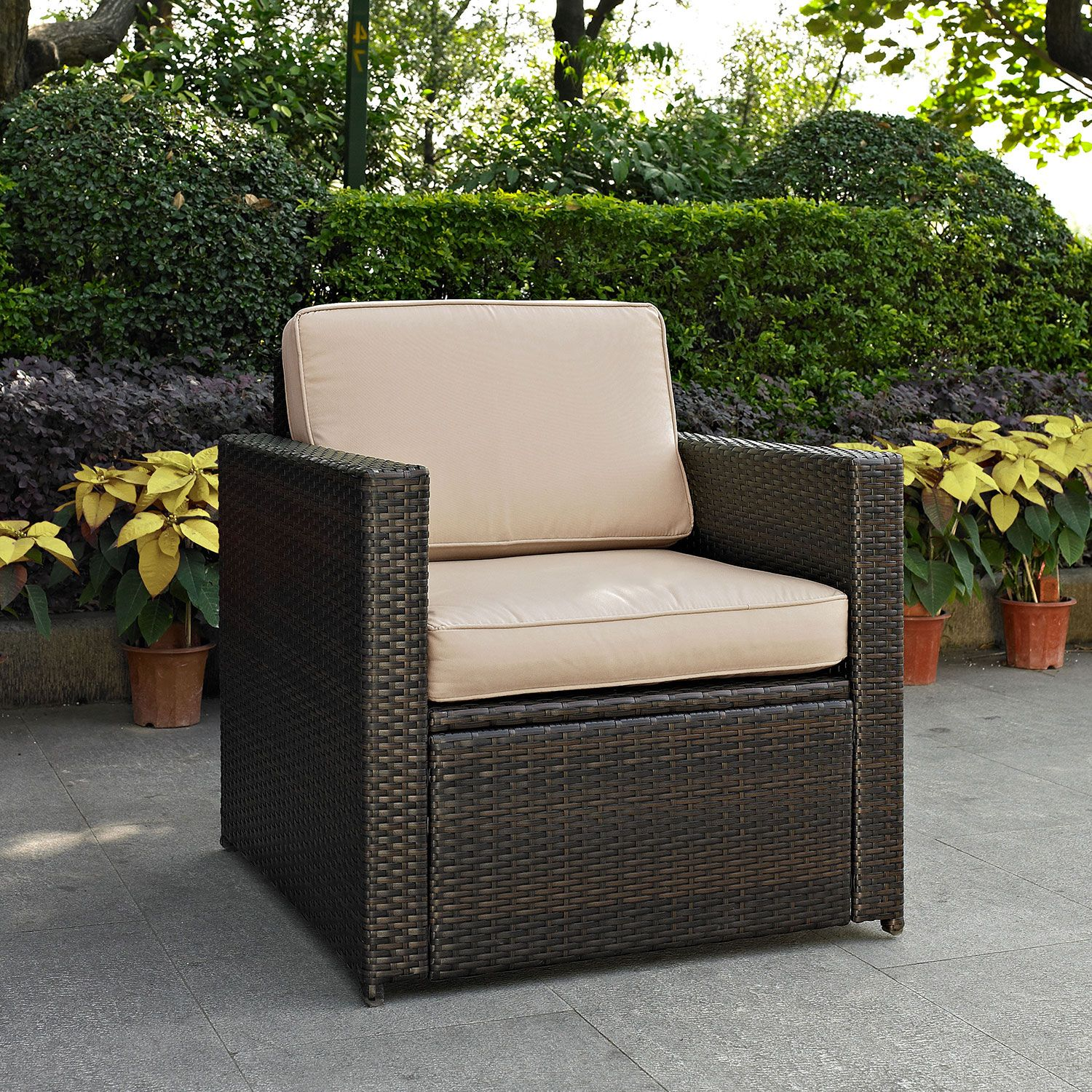 aldo outdoor chair brown products rh pinterest at