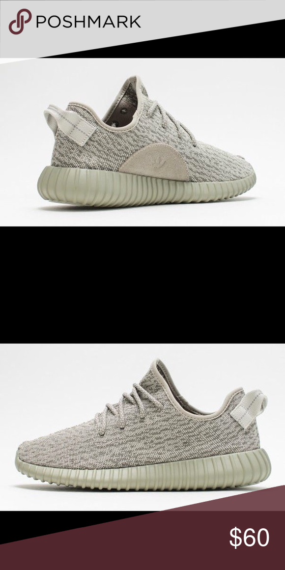 Yeezy 350 boosts Moon rock, a little bit faded, small rip in the left shoe, can be fixed, box included Yeezy Shoes Sneakers