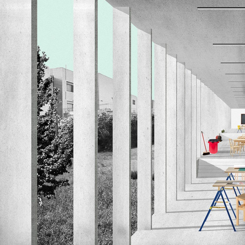 Luke Anderson | Yale School of Architecture | PFC// Universitat ...