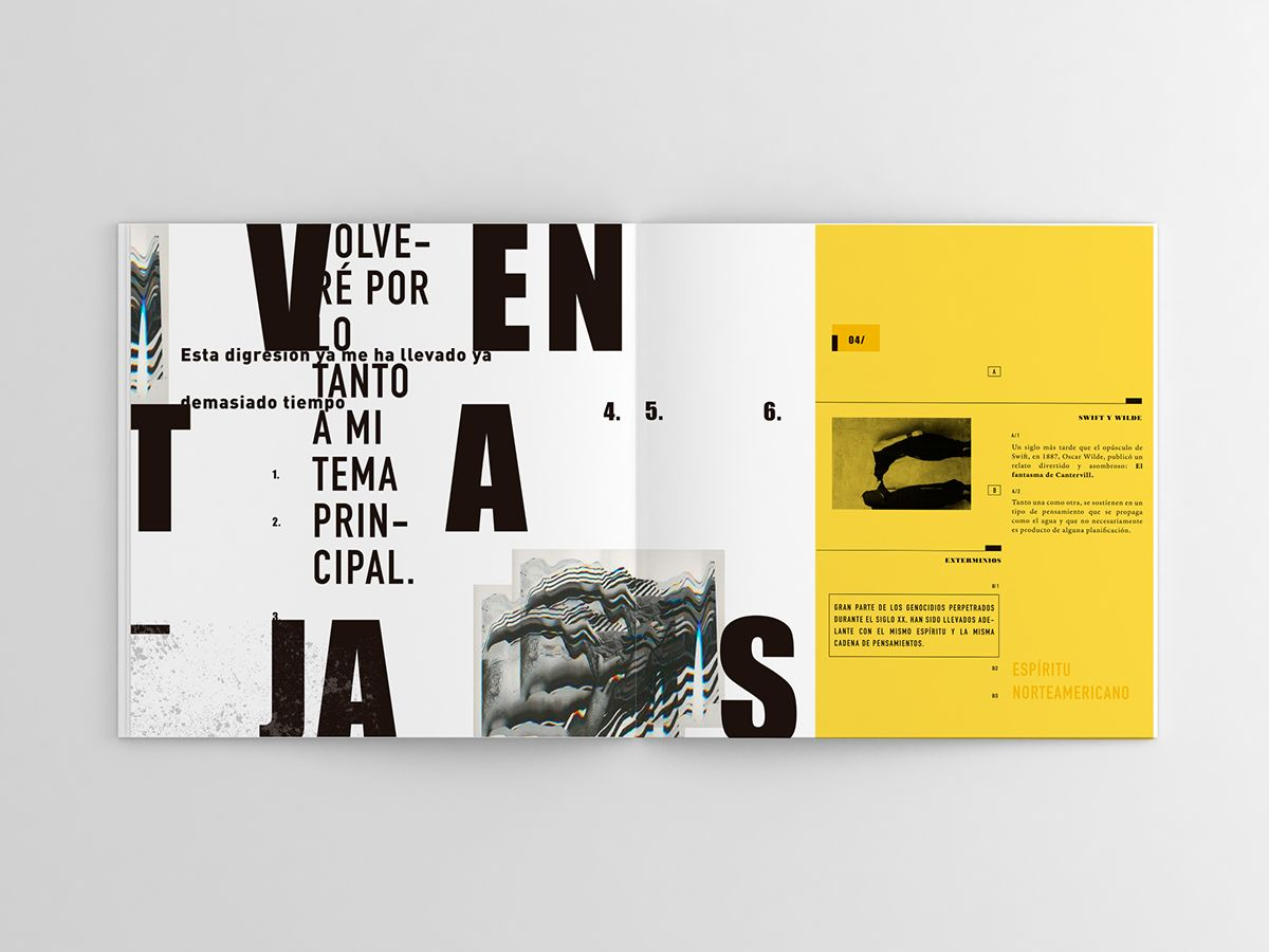 editorial - swift / bertorello on behance | publication design