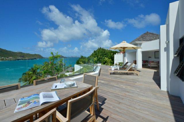 Villa à deux chambre avec vue sur la mer – Taïwana hotel Saint Barth