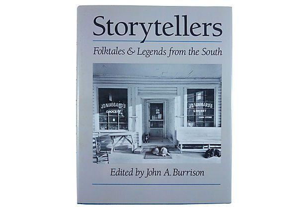 Storytellers: Folktales