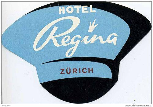 Svizzera - Zurigo - Hotel Regina       cartomanzia professionale x la svizzera 090 147 94 79