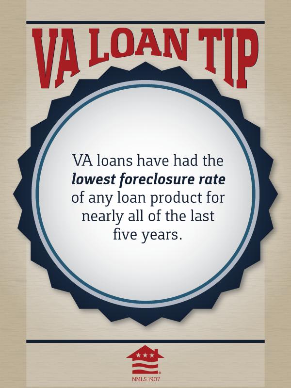 Va Loan Benefits 8 Incredible Advantages Of The Va Loan Va Loan Home Improvement Loans Mortgage Loan Originator