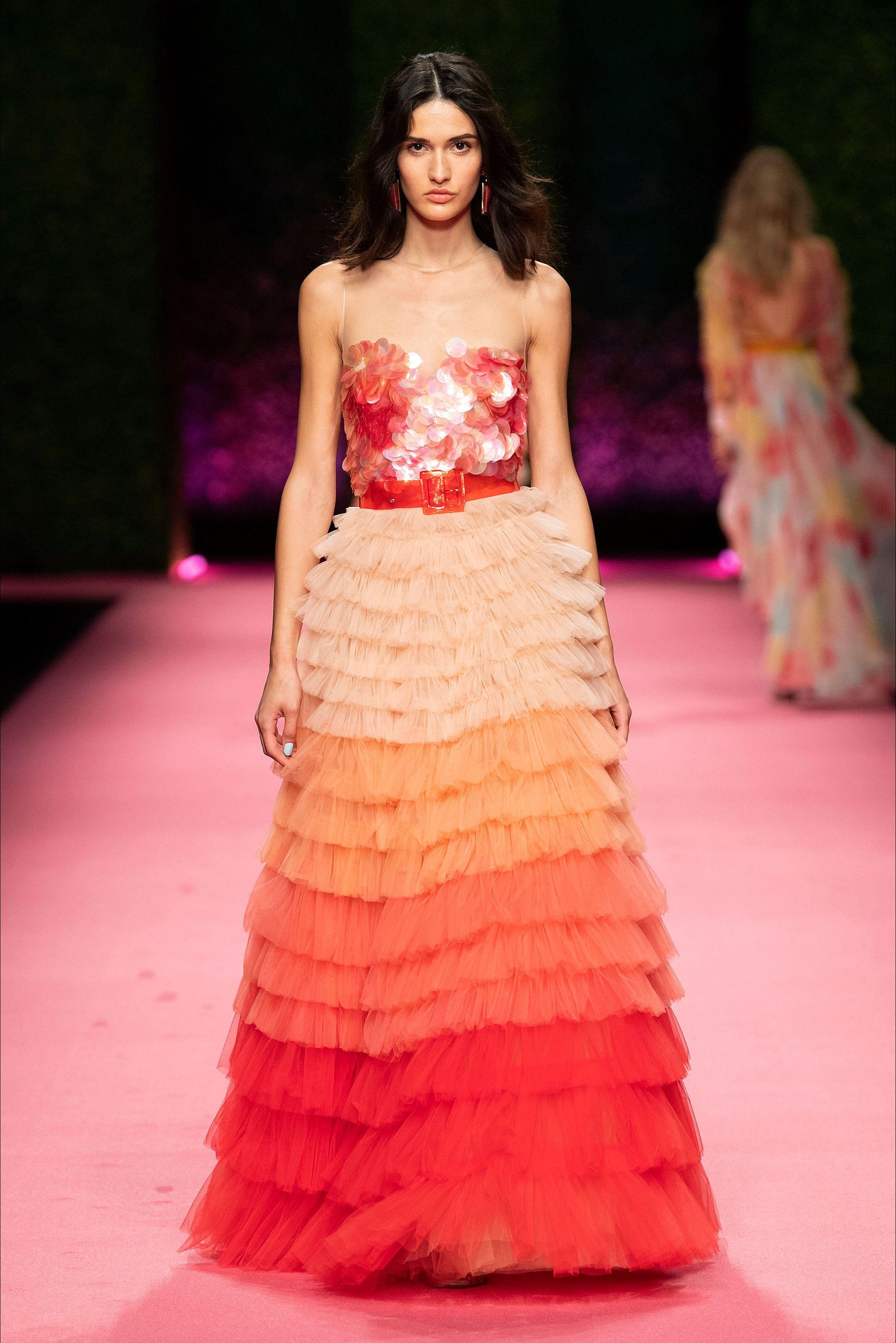 6b04f904c52e Sfilata Elisabetta Franchi Milano - Collezioni Primavera Estate 2019 - Vogue