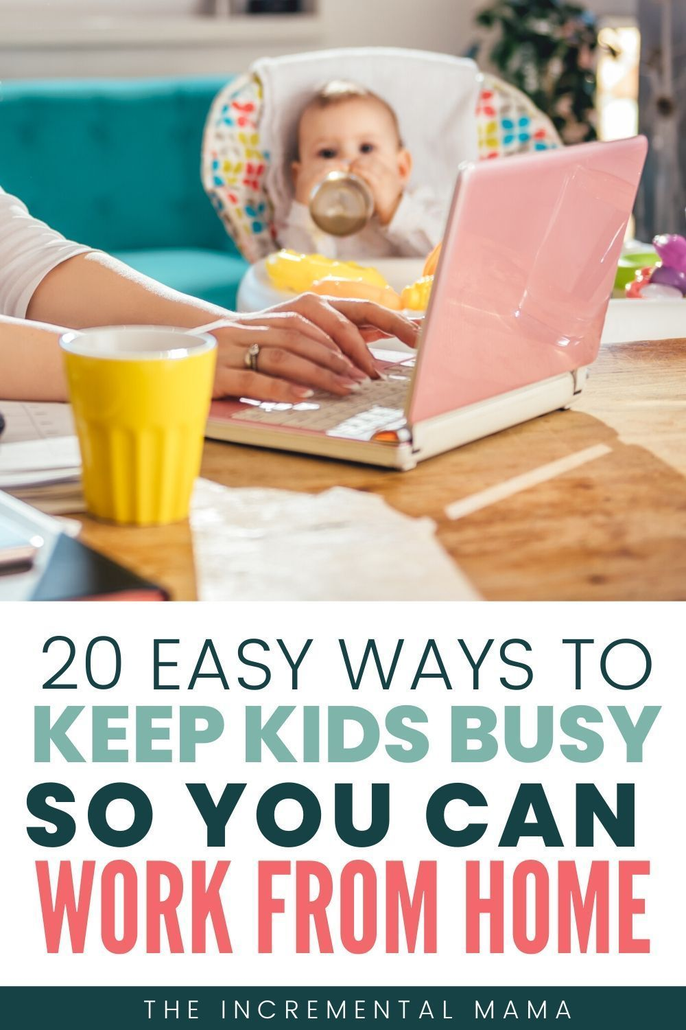 21 Screen-Free Ways to Keep Kids Busy So You Can Get Stuff
