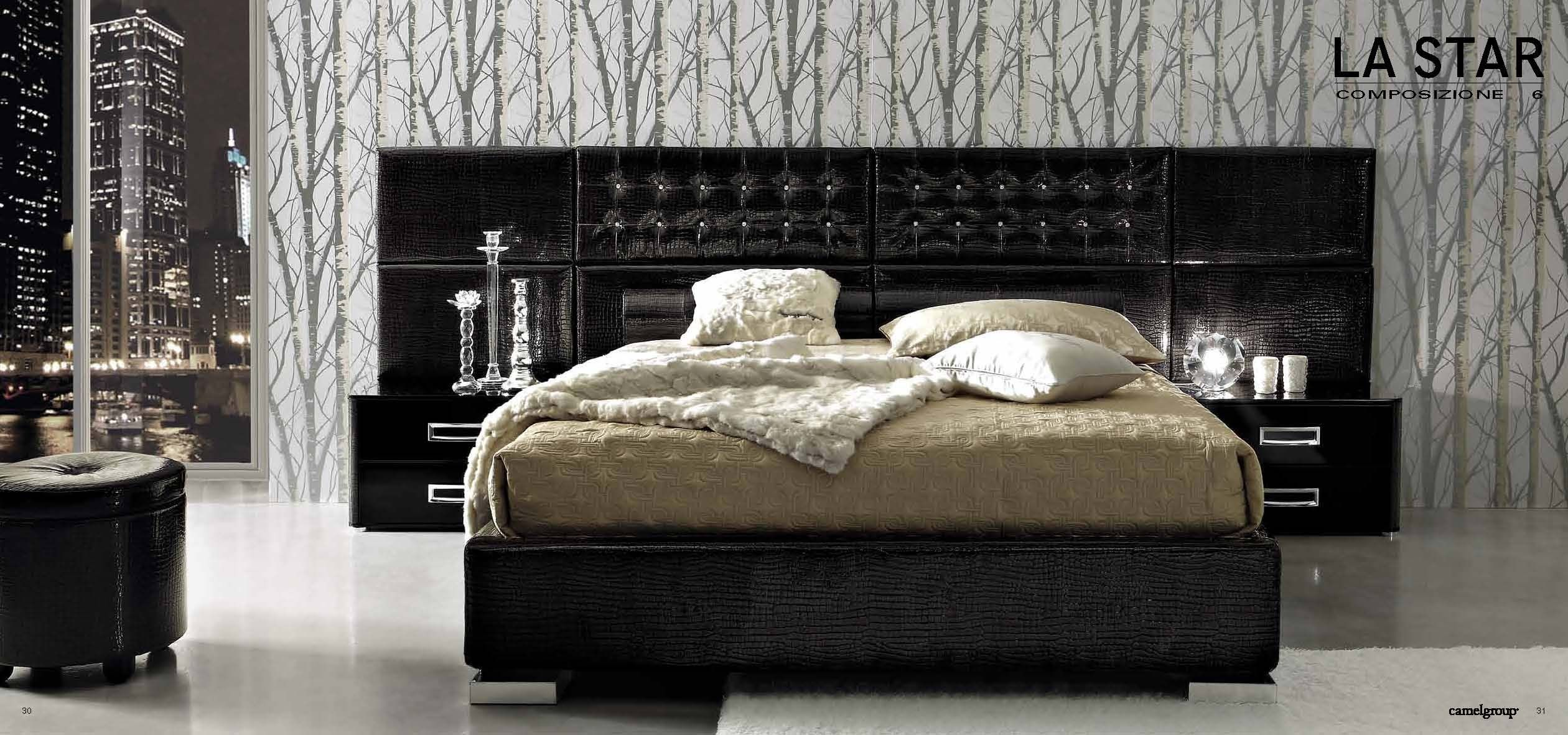 This Bed Will Create A Visual Fantasy In Your Bedroom Using