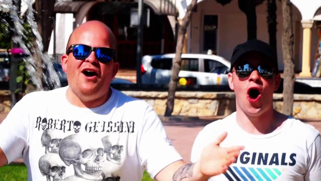 Janosch Paradise - Wir feiern auf Mallorca (Offizielles Video)