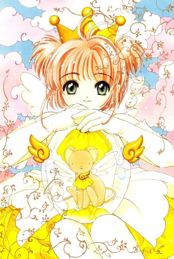 CLAMP Art Works MEMORIES Book illustration anime Cardcaptor Sakura