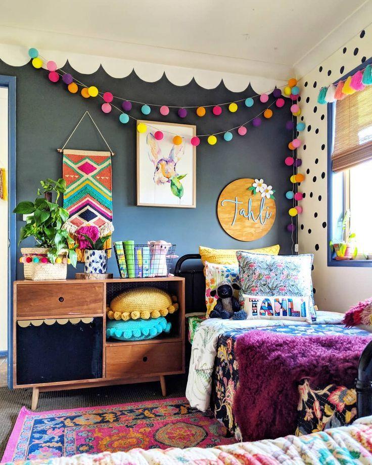 Chambre enfant color e chambre b b enfant in 2019 girl room kids bedroom girls bedroom - Chambre enfant coloree ...