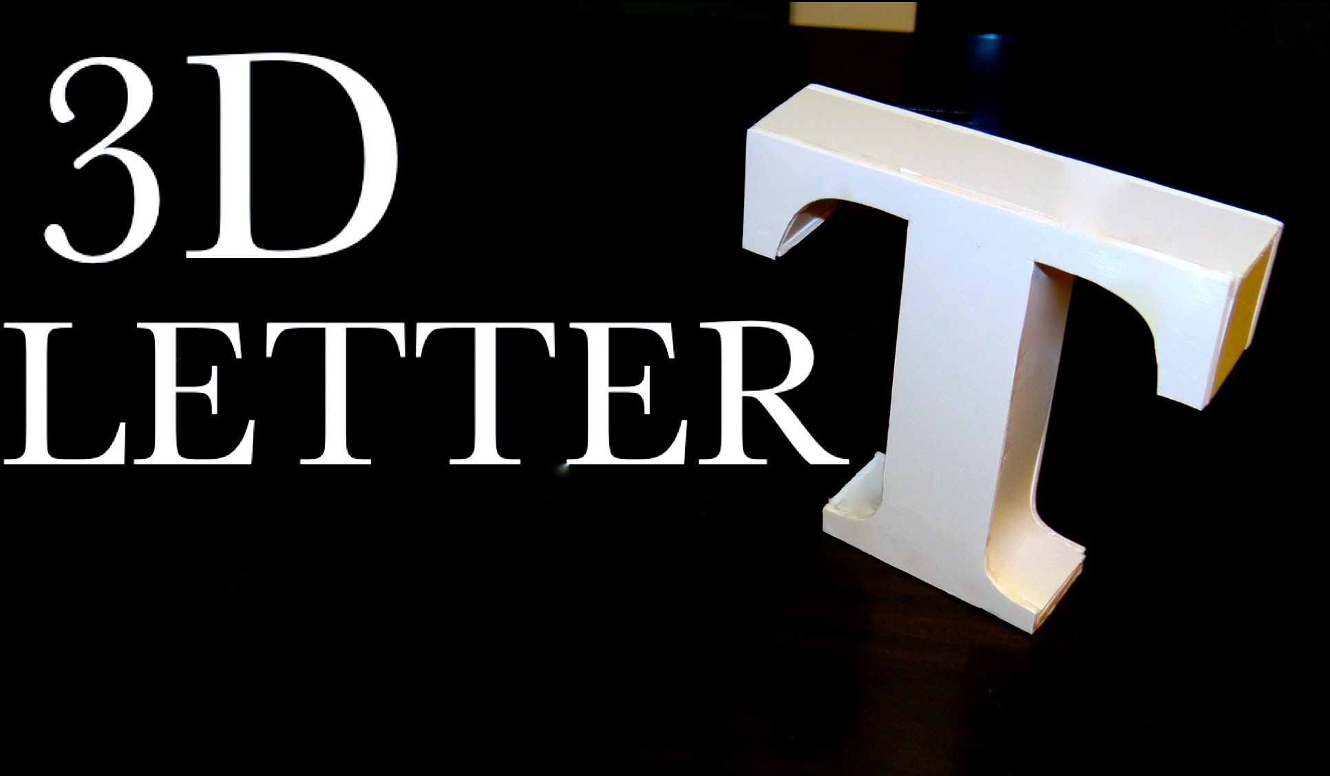 How To Make A 3d Letter Out Of Foam Board Foam Board Diy Foam Letters Foam Carving