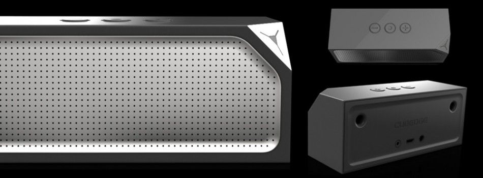 Cubedge EDGE.sound Bluetooth Speaker Review @CUBEDGEteam