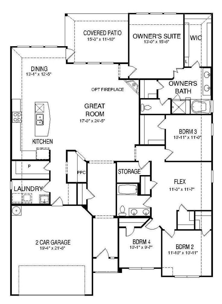 Pulte Floor Plans 2006 Floor Plans Pulte Homes Pulte