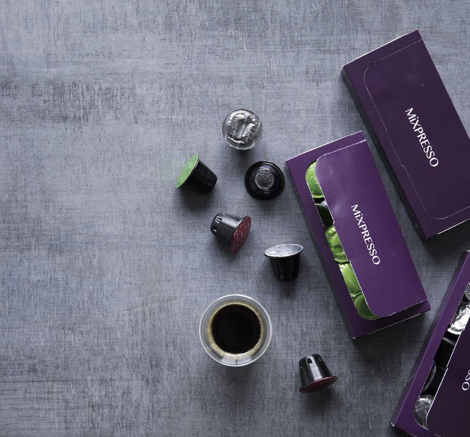 Espresso Capsules Nespresso Espresso Compatible Coffee