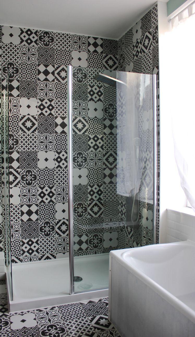 Notre salle de bain vintage: Avant-Après  Salle de bain, Salles