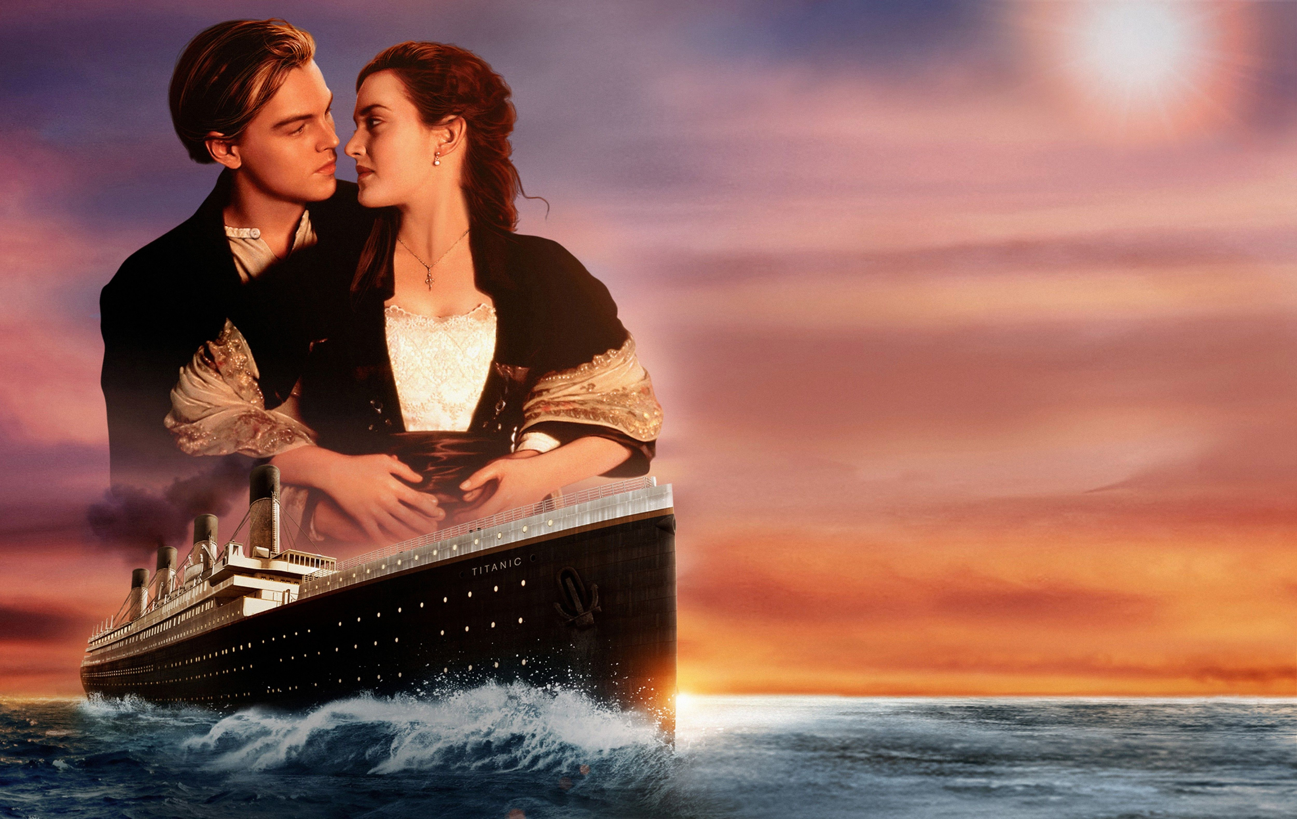 Jack and rose titanic