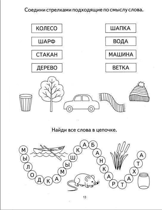 K Shkole Gotov Obuchenie Chteniyu Podgotovka K Shkole Early Learning Blog Posts Learning