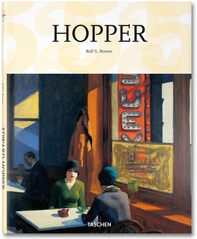 Hopper taschen books basic art series taschen 25 edition fiction solutioingenieria Image collections