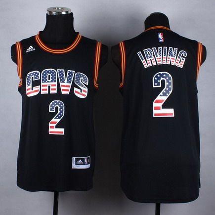 0bb1326fa ... Short Sleeves Jersey Navy -16.88 httpbit Cleveland Cavaliers 2 Kyrie  Irving Revolution 30 Swingman 2014 USA Flag Fashion Black Jersey ...