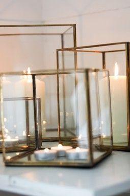 NEW NKUKU BIMALA LANTERN SILVER LARGE TEALIGHTS CANDLES HOME DECORATIVE VINTAGE