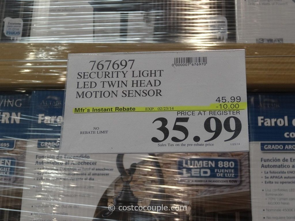 Home Zone Security Led Light The Y Guide