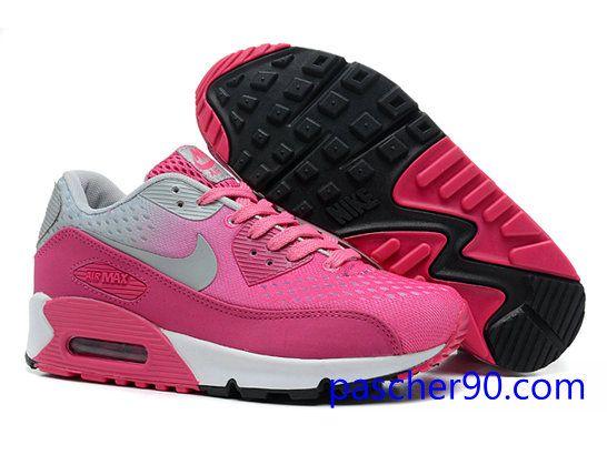 Vendre Pas Cher Femme Chaussures Nike Air Max 90 EM 0010 en ligne magasin en  France