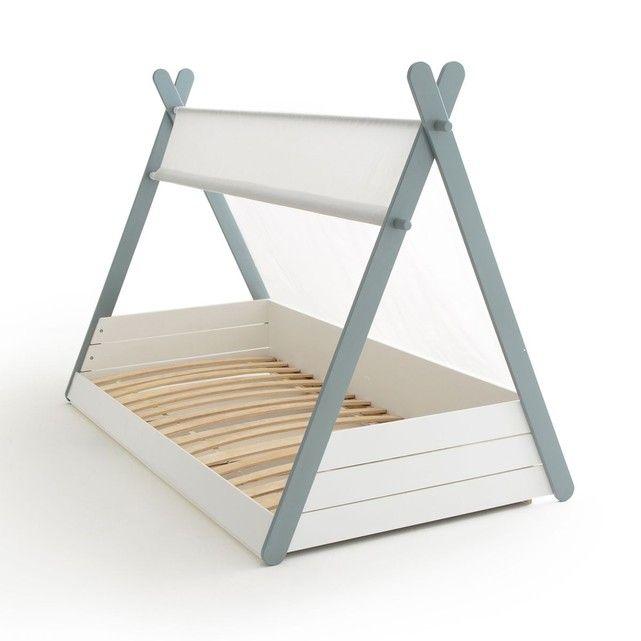 lit enfant tipi avec sommier siffroy chambre enfant pinterest le coucher lit enfant et. Black Bedroom Furniture Sets. Home Design Ideas
