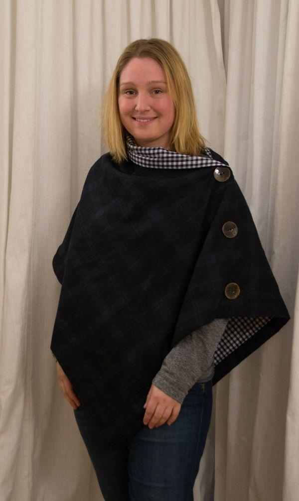 Image result for skye wrap free sewing pattern