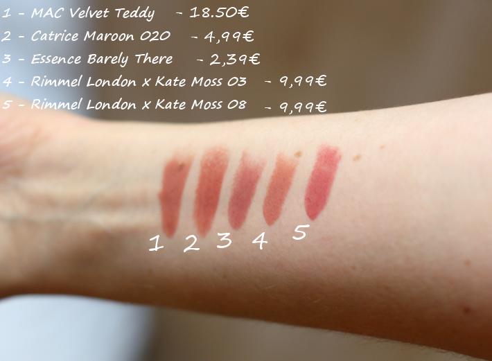 Kylie Jenner Lips Best RoseBrown Lipstick Shades for