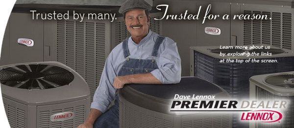 Sullivan Heating And Air Conditioning Is A Lennox Premier Heating