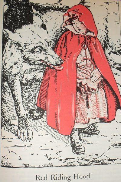 картинка красная шапочка и серая шубка острые зубки города краснодара спутника