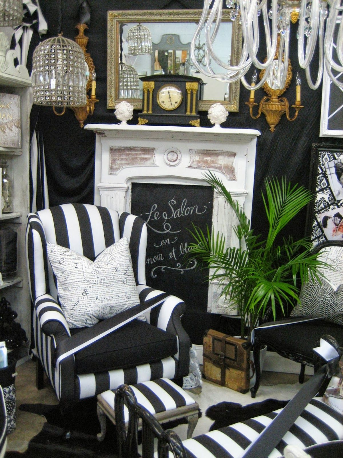 Vignettes Antiques: Scenes from a Soiree ~ Part 1