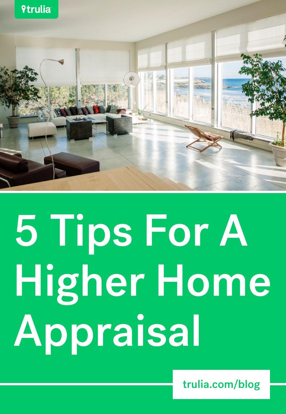 5 Home Appraisal Tips – Money Matters – Trulia Blog | Real estate Home Appraisal Tips on home cleaning tips, home inspection tips, home management tips, home selling tips, home staging tips,
