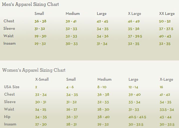 Smart Wool Cycling Size Charts For Women En S Jerseys And Shorts Find Your Fit Gear At Cyclegarb