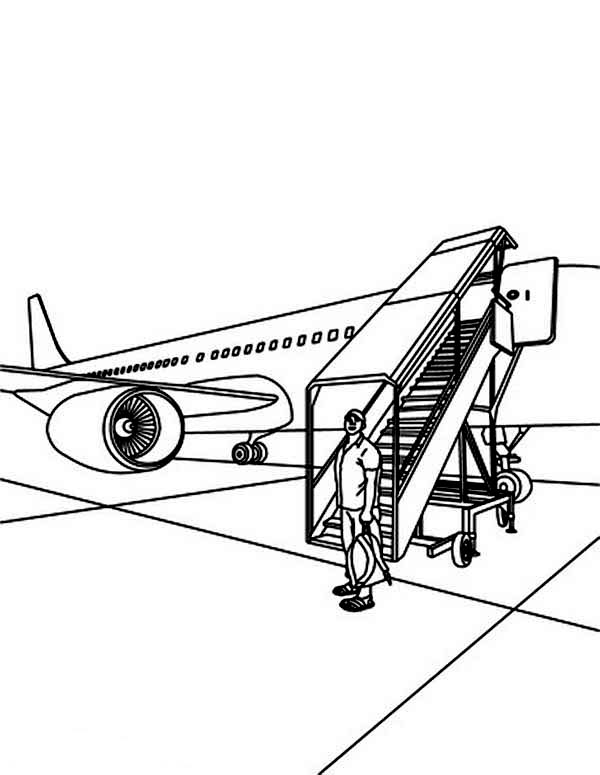 Pin By Coloringsky On Airport Coloring Pages Coloring Pages Coloring Pictures Tourist