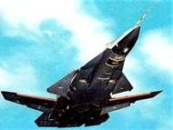 Russian Stealth Fighter