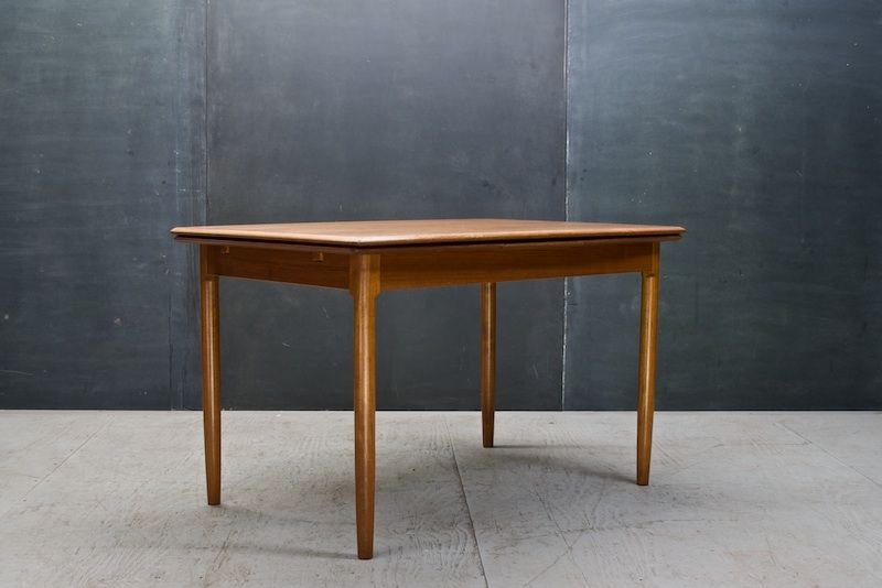 Denmark C 1960s Niels O Moller For A B J Mobelfabrik Teak Dining Table Furniture Teak Table