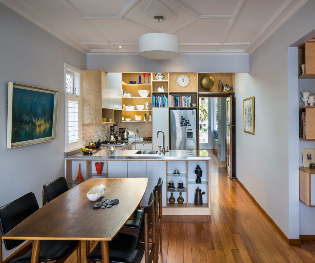 Creative takes centre stage in this bungalow