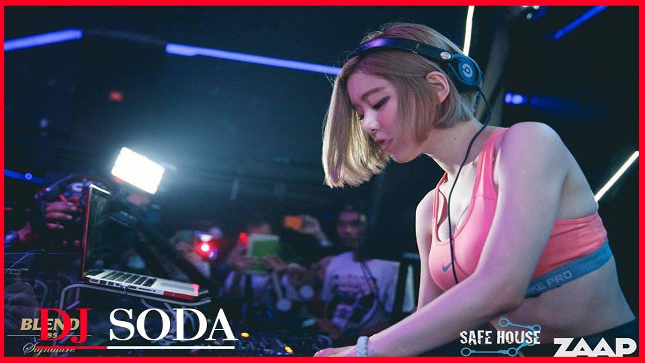 DJ Soda new thang 2015   DJ soda korea dance so cute club Mix .