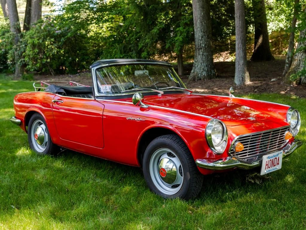 Awesome 1966 Honda S 600 Roadster